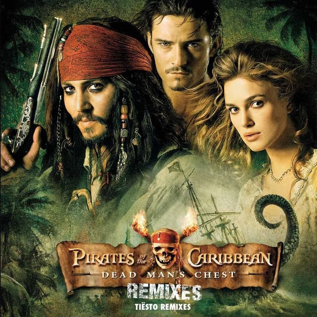 Pirates Of The Caribbean 2 (DJ Tiesto Remixed)