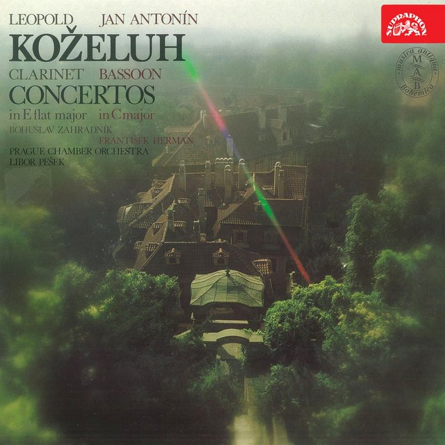 Koželuh: Clarinet and Bassoon Concertos
