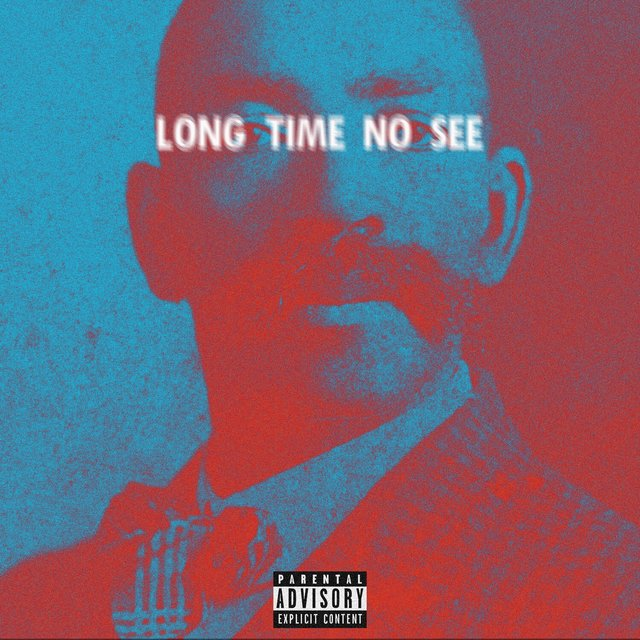 Cover art for album Long Time No See by K.A.A.N.