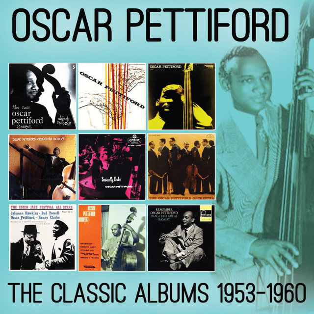 The Classic Albums: 1953-1960