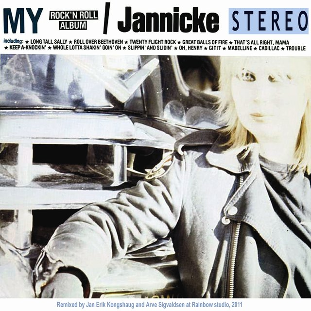 Jannicke - My Rock'n'roll Album - Stereo