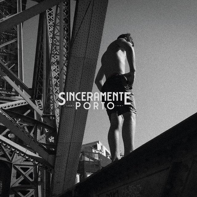 Cover art for album Sinceramente Porto by Keso