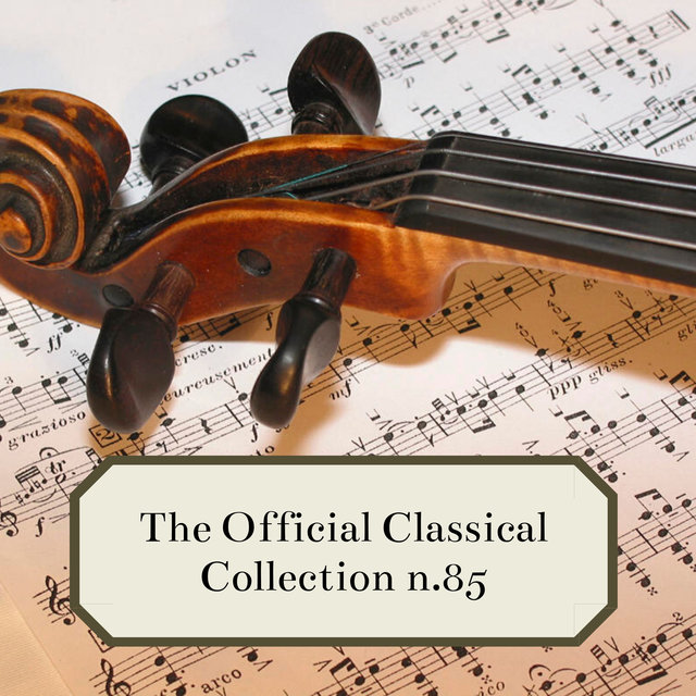 The Official Classical Collection n.85