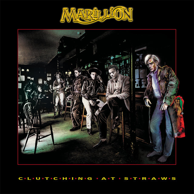 Cover art for album Clutching at Straws (Deluxe Edition) by Marillion