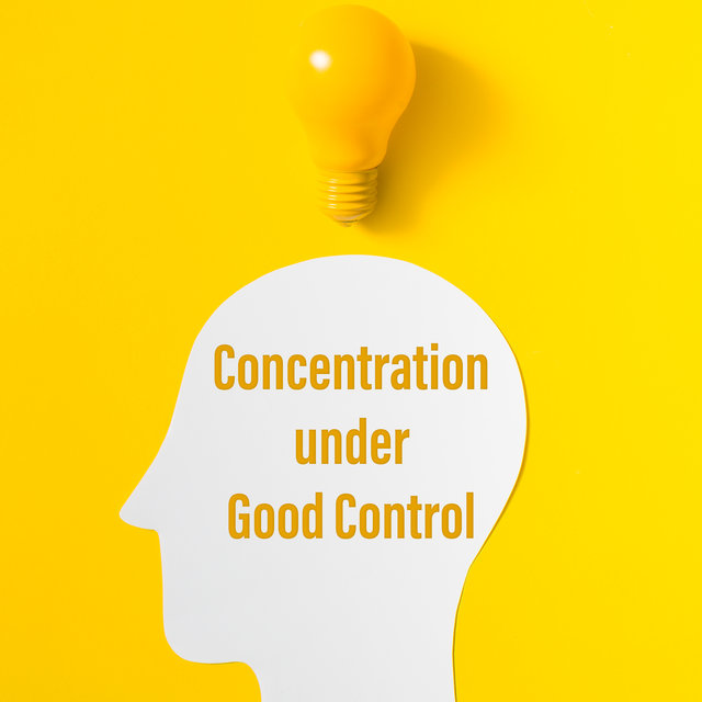 Concentration under Good Control: New Age Music for Good Memory and Learning, Nature Sounds