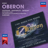 Oberon / Act 1 - Weber: Oberon - English Text Version with Narration / Act 1 - Trio: Light as fairy foot can fall