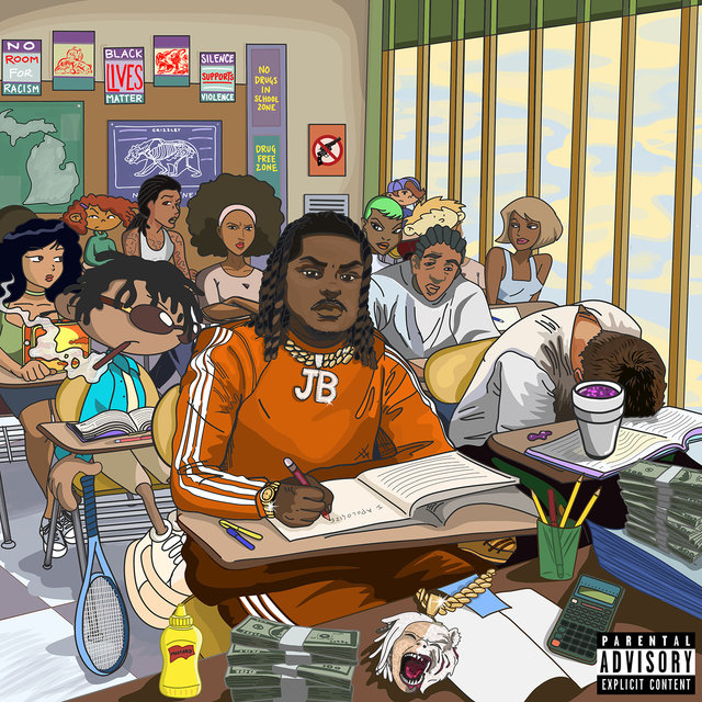 Cover art for album The Smartest by Tee Grizzley