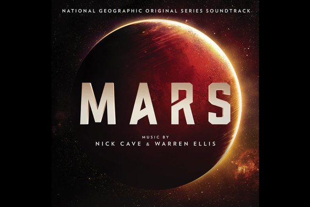 Nick Cave & Warren Ellis - Mars theme - Original Series Soundtrack