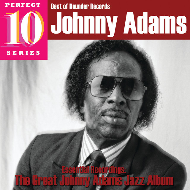 The Great Johnny Adams Jazz Album