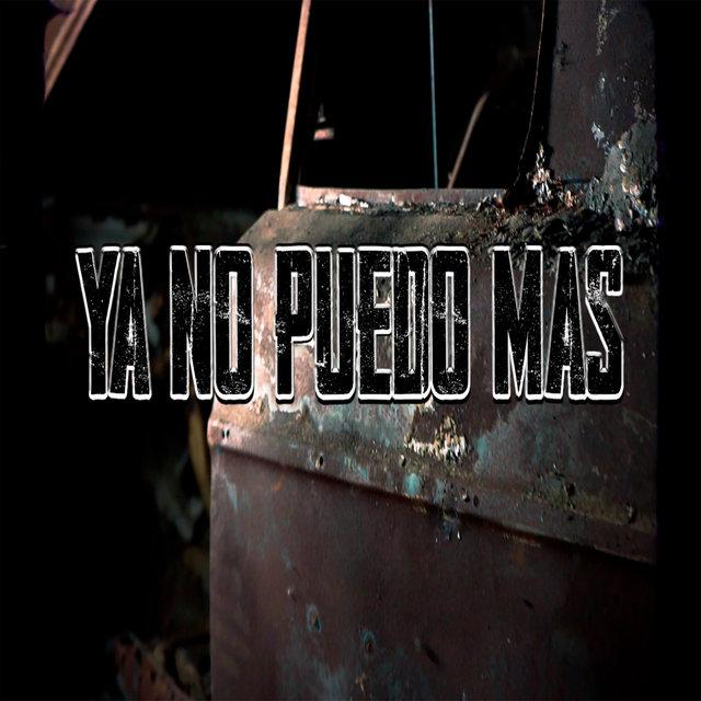 Cover art for album YA NO PUEDO MAS by Crueles Intenciones, Niggaswing