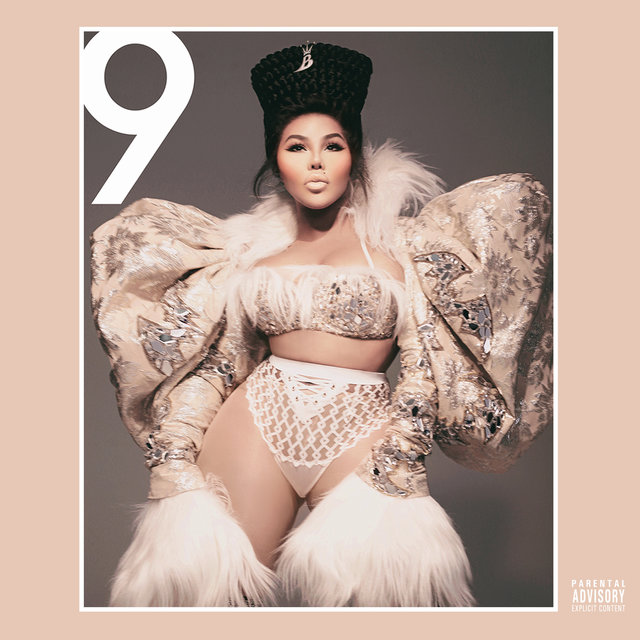 Cover art for album 9 by Lil' Kim