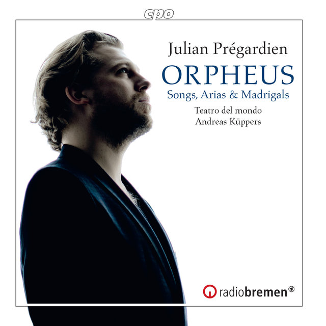 Orpheus: Songs, Arias & Madrigals from the 17th Century