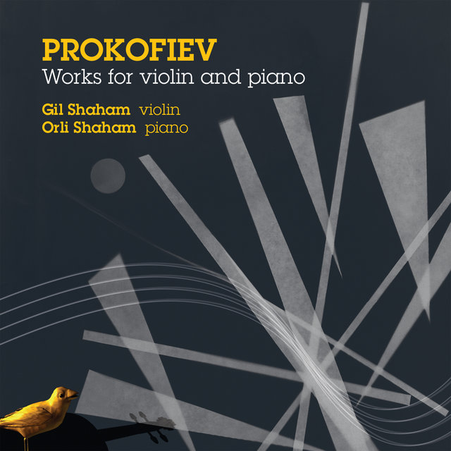 Prokofiev: Works for Violin and Piano