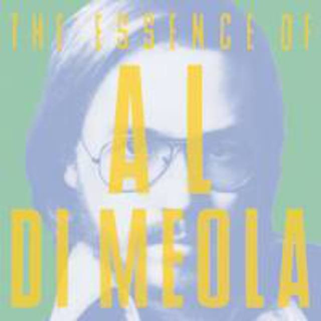 The Essence Of Al Di Meola