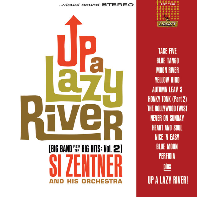 Up A Lazy River (Big Band Plays The Big Hits: Vol. 2)