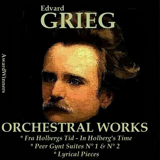 Grieg Vol. 2 - Orchestral Works
