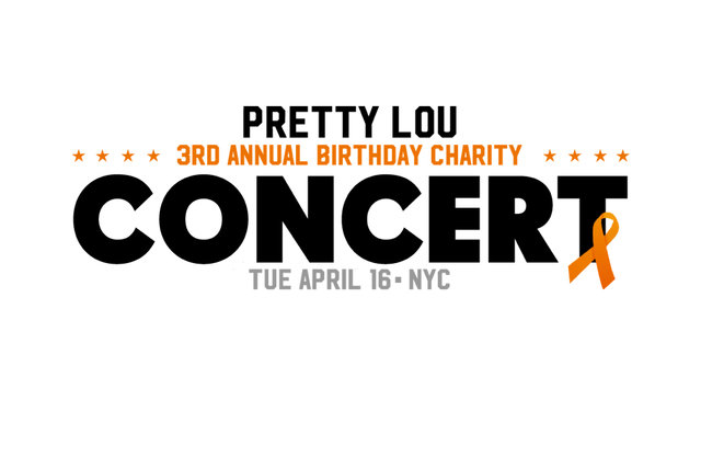 Pretty Lou's 3rd Annual Birthday charity Concert
