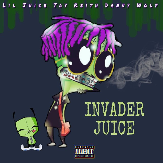 Invader Juice (feat. Danny Wolf)