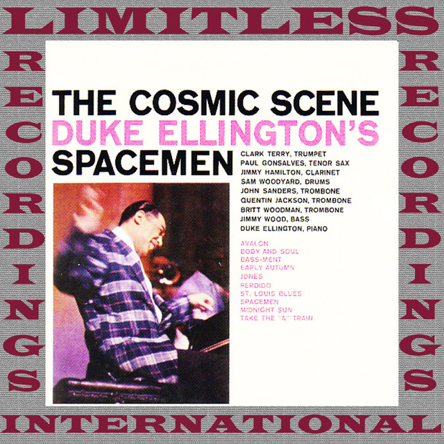 Duke Ellington's Spacemen: The Cosmic Scene