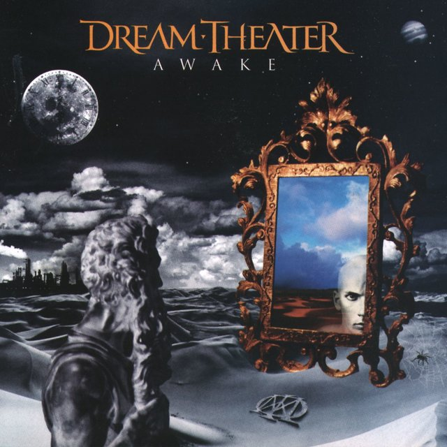 Cover art for album Awake by Dream Theater