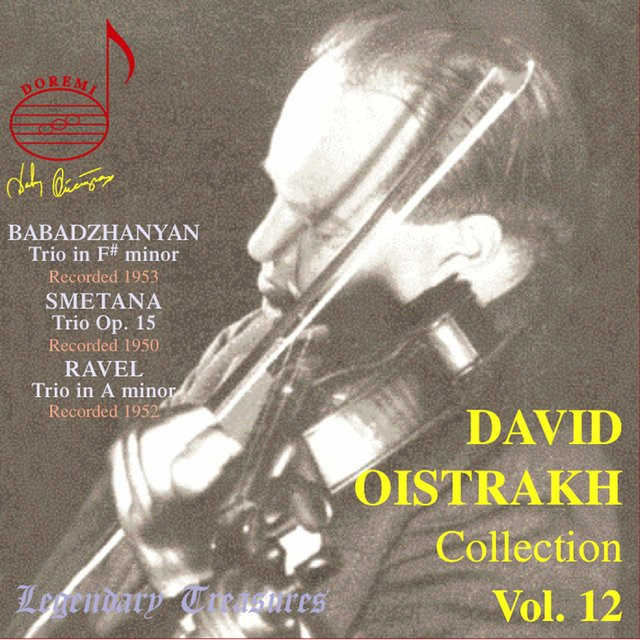 David Oistrakh Collection, Vol. 12: Trios