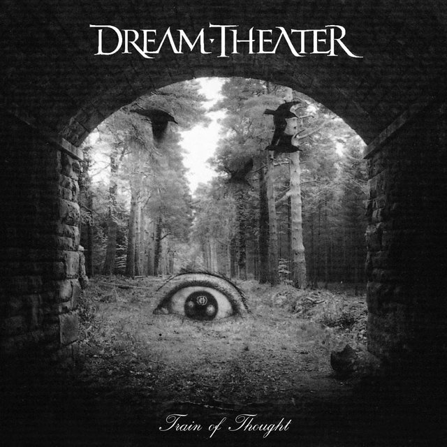 Cover art for album Train of Thought by Dream Theater