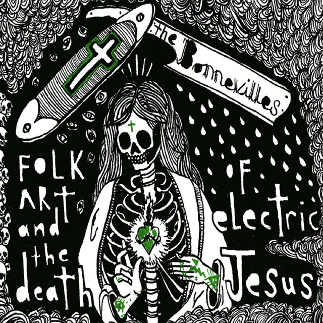 Folk Art & the Death of Electric Jesus