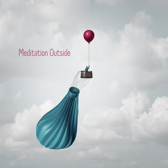 Meditation Outside - You Don't Have to Leave the House to Feel as if You Were in Nature Thanks to This Great New Age Music, Ambient Rain, Thunderstorm, Water