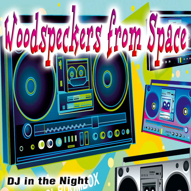 Woodpeckers from Space - Single