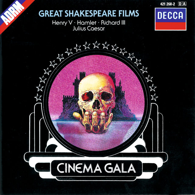 Great Shakespeare Films - Cinema Gala