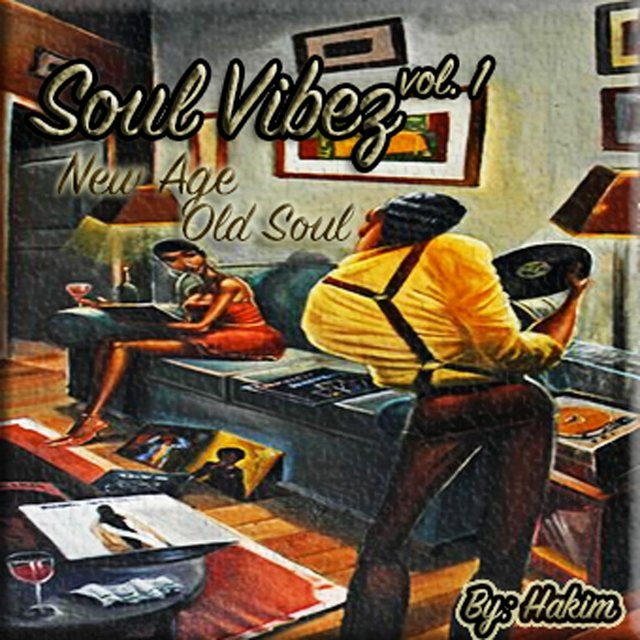 Soul Vibez, Vol. 1 New Age Old Soul