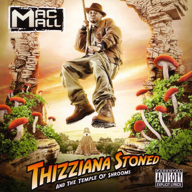 Thizziana Stoned And The Temple Of Shrooms