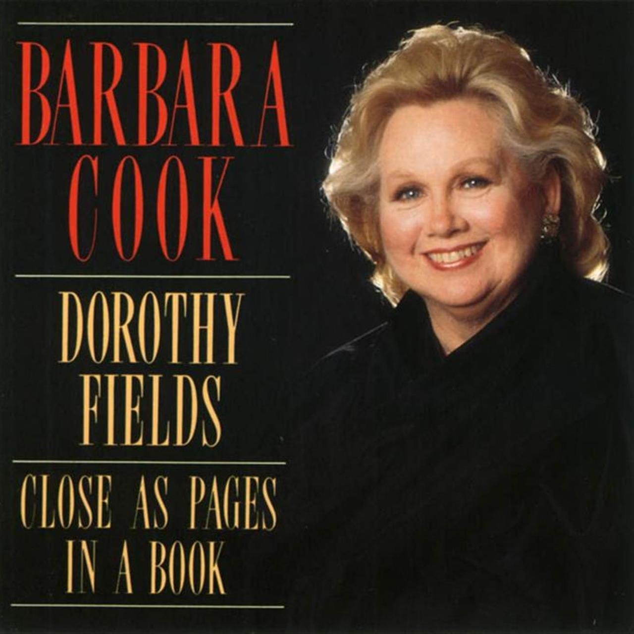 Close As Pages In A Book - The Songs Of Dorothy Fields / Barbara Cook TIDAL