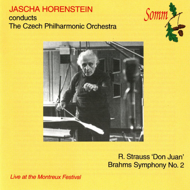 Strauss: Don Juan - Brahms: Symphony No. 2