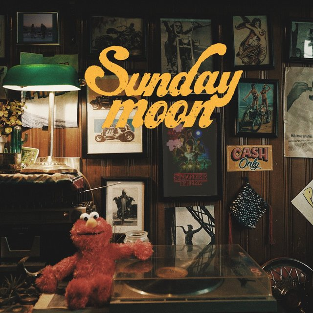 Cover art for album  by Sunday Moon