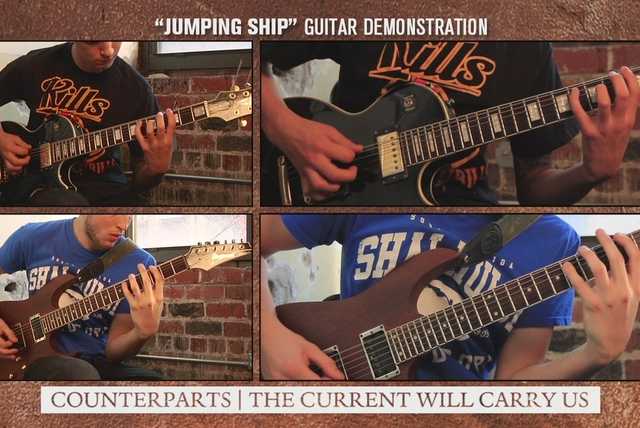Jumping Ship (Guitar Demonstration)