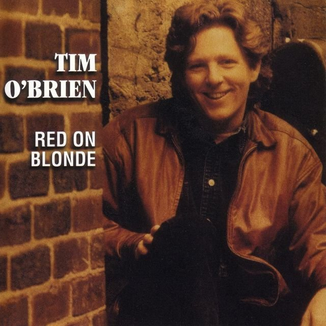 Red On Blonde
