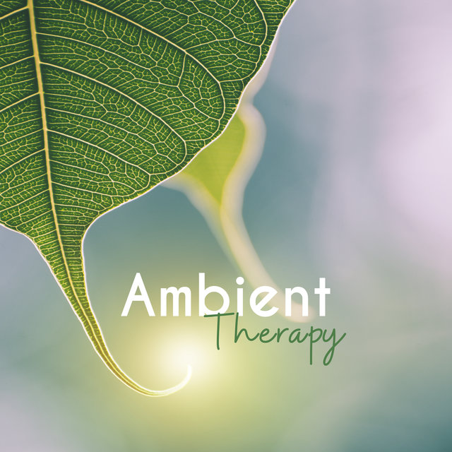 Ambient Therapy - New Age Music Created for Relaxation, Calming Down, Stress Reduction and Therapy through Music