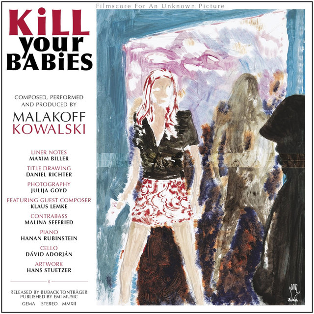 Kill Your Babies - Filmscore for an Unknown Picture