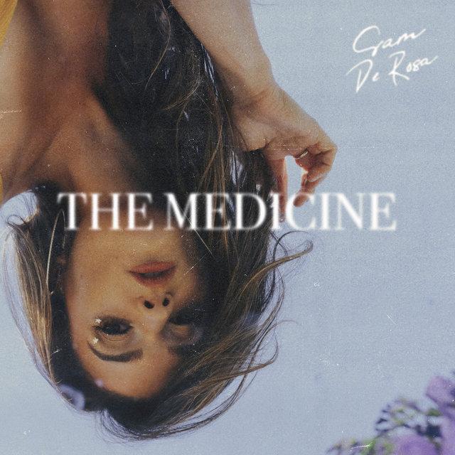 Cover art for album The Medicine EP by Sam DeRosa