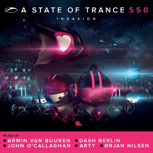 A State of Trance 550 (Unmixed Edits)