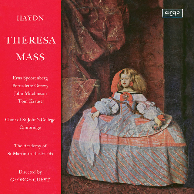 "Haydn: Mass No.12 ""Theresienmesse"""
