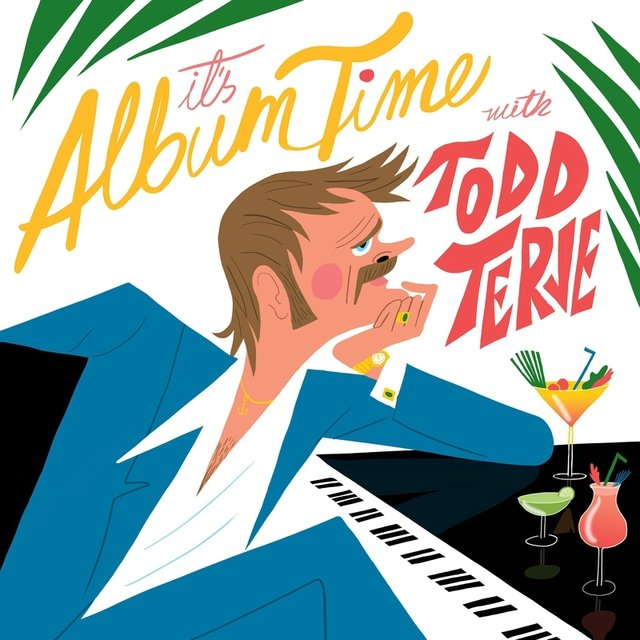 Cover art for album  by Todd Terje, Bryan Ferry