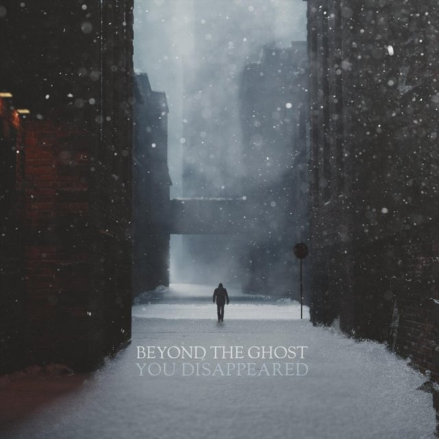 Cover art for album You Disappeared by Beyond the Ghost