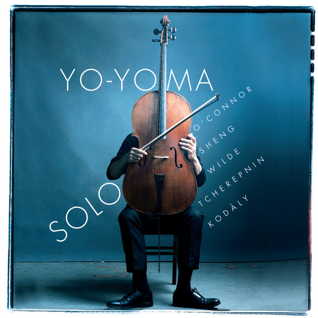 Cover art for album Solo by Yo-Yo Ma