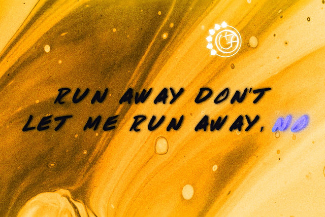 Run Away (Lyric Video)