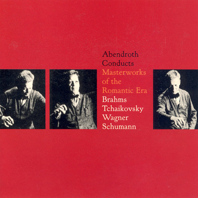Wagner, R.: Wesendonck Lieder / Schumann, R.: Symphony No. 4 / Tchaikovsky: Variations On A Rococo Theme in A Major