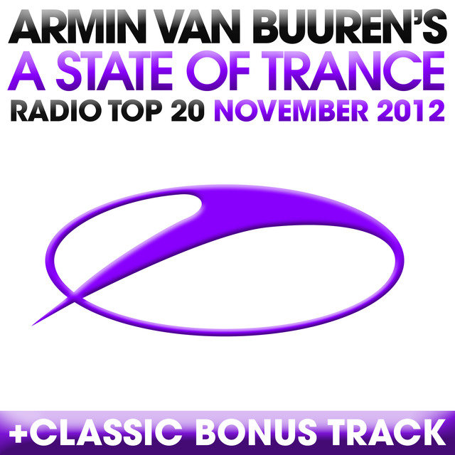 A State Of Trance Radio Top 20 - November 2012