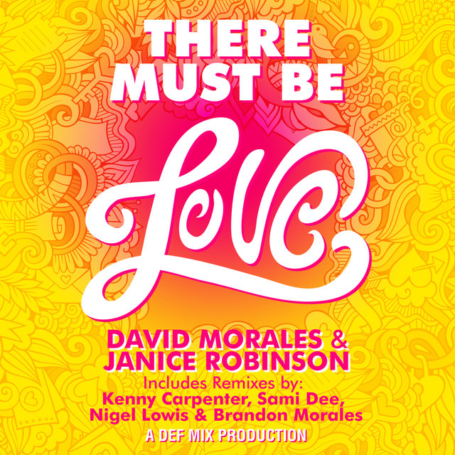 There Must Be Love (Pt. 2 The Remixes)