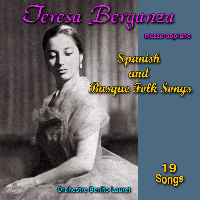 Spanish and Basque Folk Songs